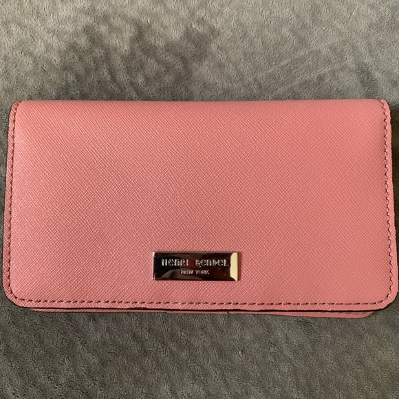 Henri Bendel Cell Phone Case/Wallet